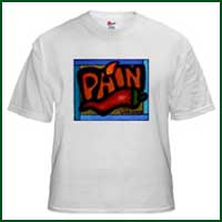 Pain Without Violence T-Shirt